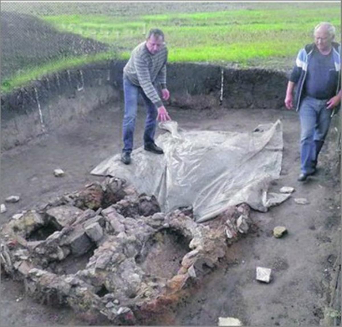 Украинские археологи сделали неожиданное открытие