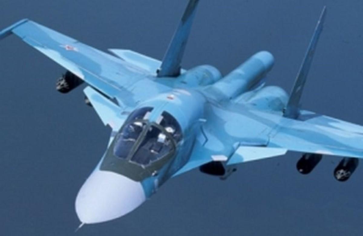 Российские военные самолеты нарушили
