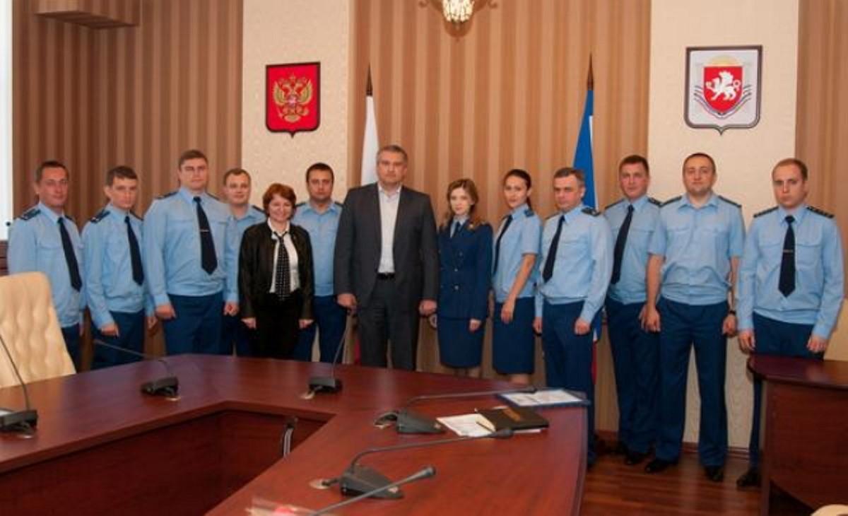 Россия требует от Украины прекратить преследование крымский прокуроров. Волшебный Партенит