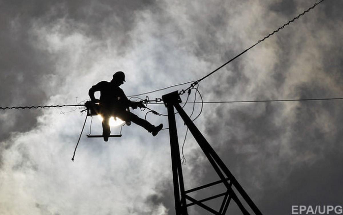 Непогода обесточила 96 населенных пунктов вУкраинском государстве