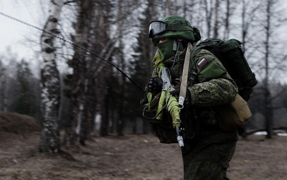 РФ начала самые масштабные военные учения