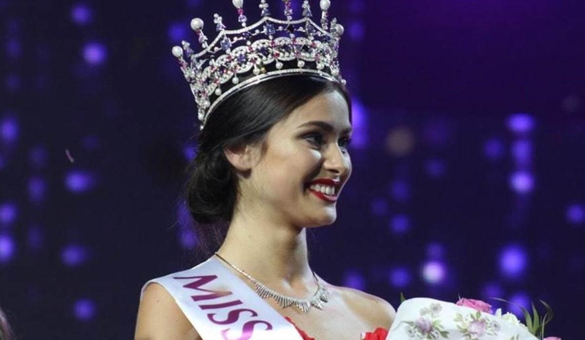 Корону изаветный титул «Мисс Украина-2015» получила киевлянка