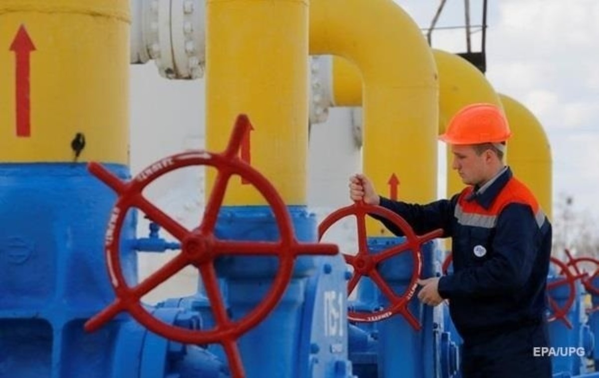 Украина снова возьмет кредит на закупку газа