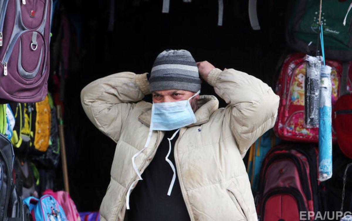 В Харькове ввели обязательное ношение медицинских масок