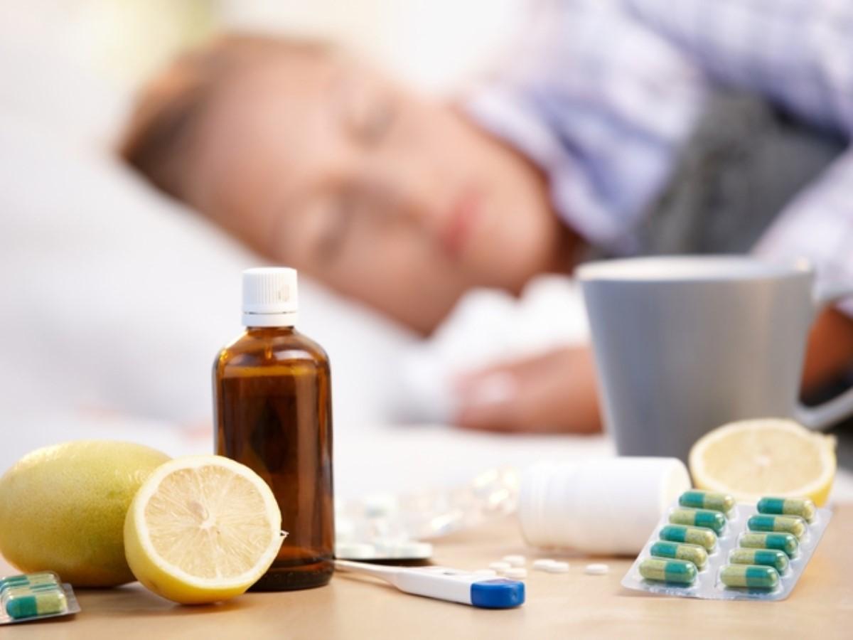 В Украине гриппом переболело 9,5% населения