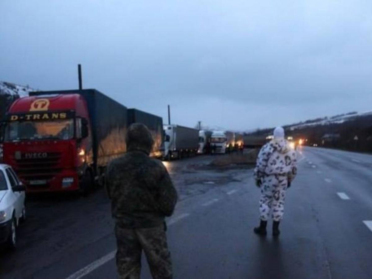 Украина не имеет права блокировать международные транзитные грузоперевозки- Мининфраструктуры