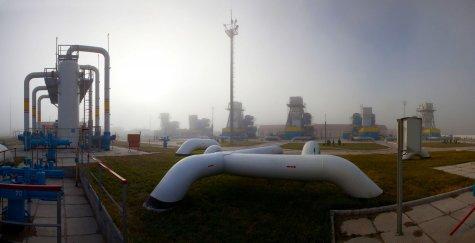 Украина засутки увеличила запасы газа вПХГ на0,03%