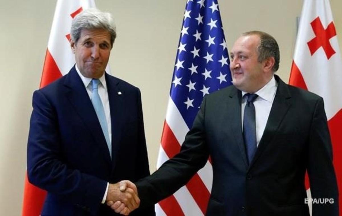 Джон Керри впроцессе  визита вукраинскую столицу  встретится сКлимкиным