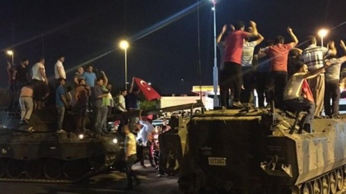 ВТурции почти 100 генералам предъявили обвинения впопытке переворота