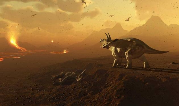Ученые подтвердили гибридную гипотезу вымирания динозавров