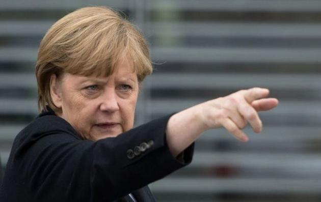 Меркель сказала, когда Британия может выйти изЕС