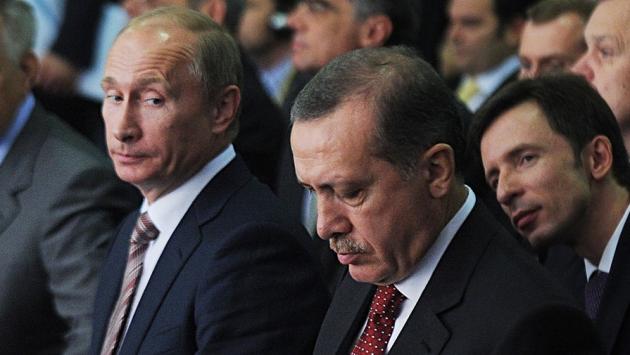 Эрдоган: Сбившие русский Су-24 пилоты допрашиваются освязях сГюленом