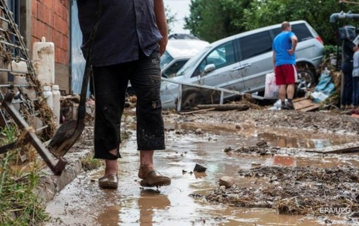 15 человек погибли в итоге сильнейшего ливня вМакедонии