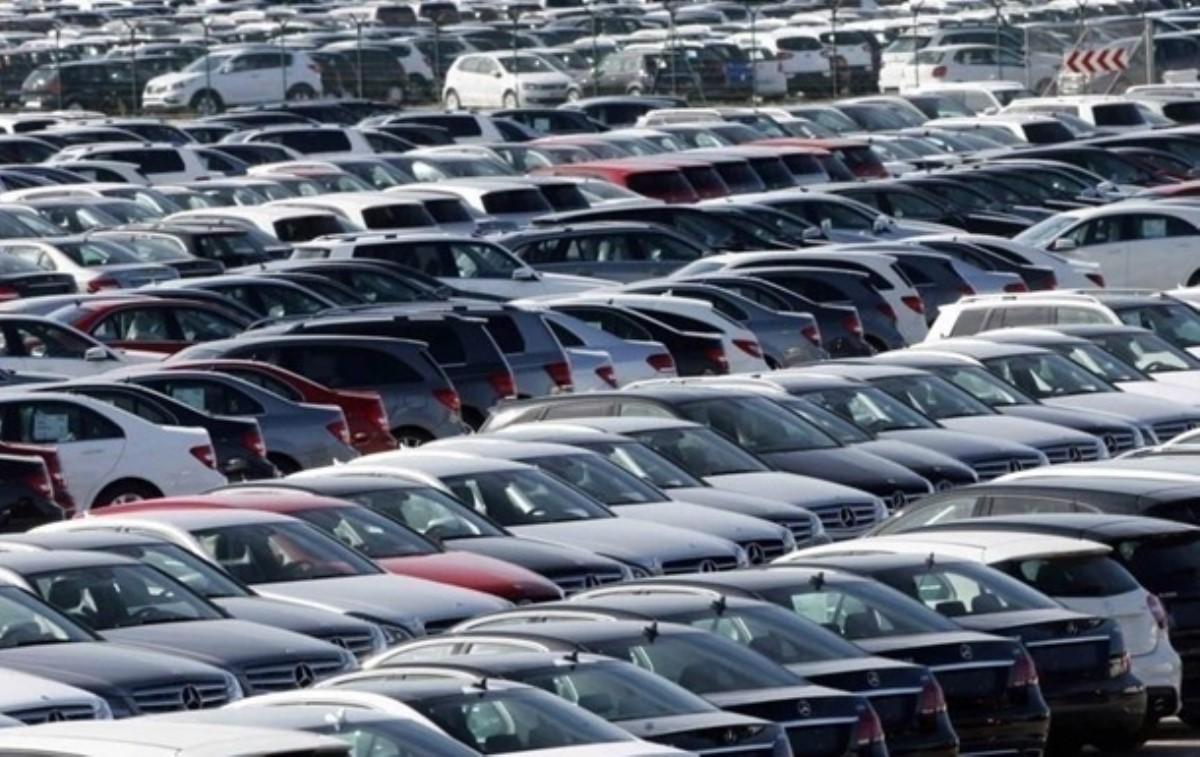 Вгосударстве Украина продажи б/у авто упали на86%