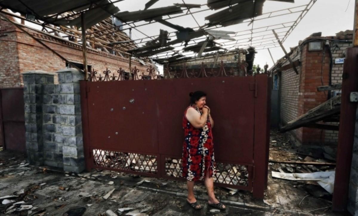ООН: число погибших наДонбассе растет скаждым месяцем