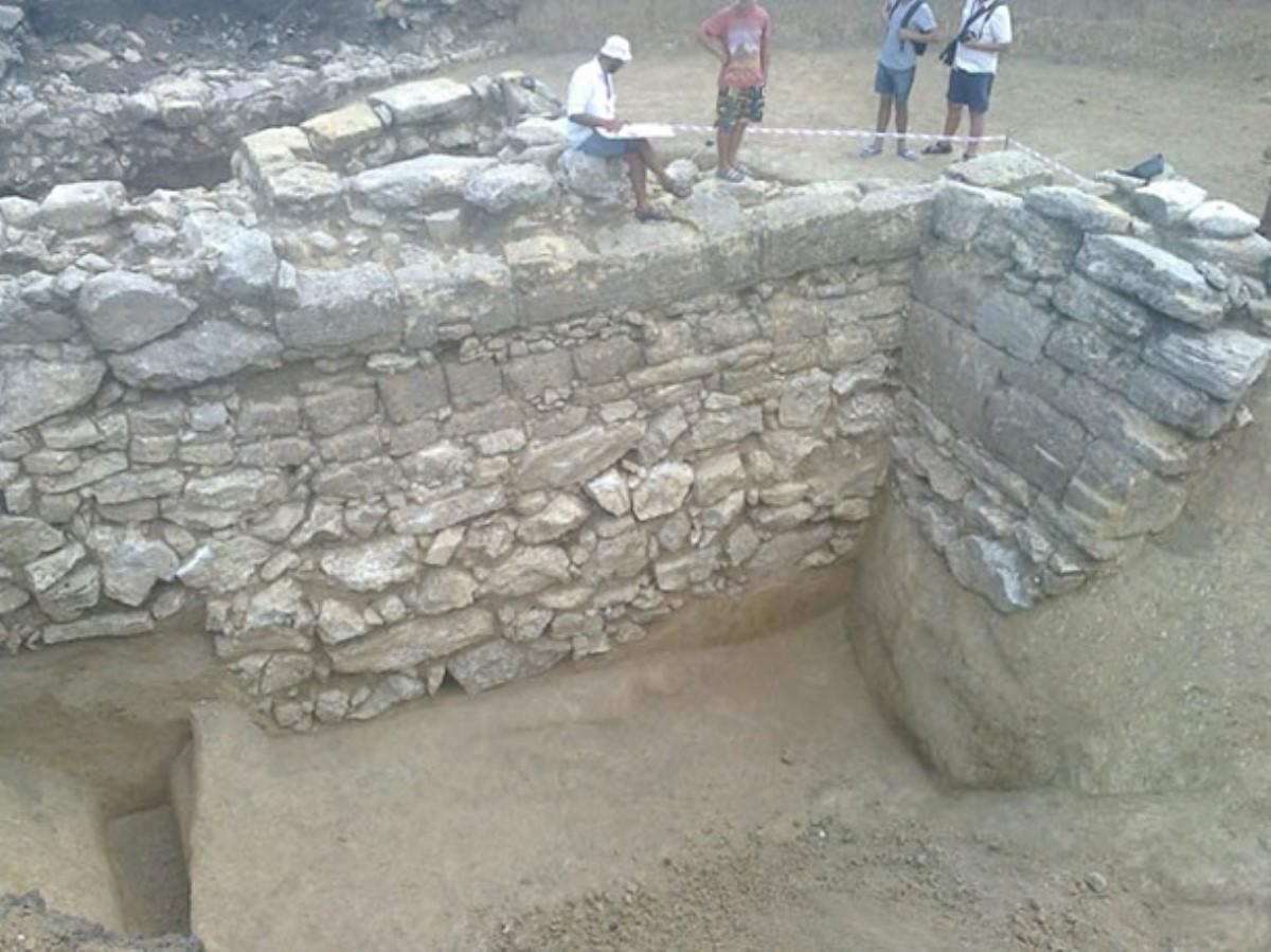 ВКрыму отыскали античную крепость