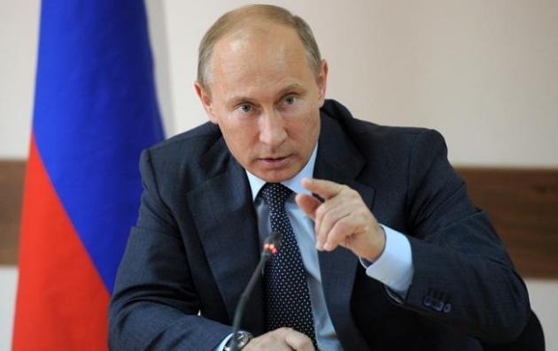 Владимир Путин внес в Государственную думу соглашение оразвертывании русской авиагруппы вСирии