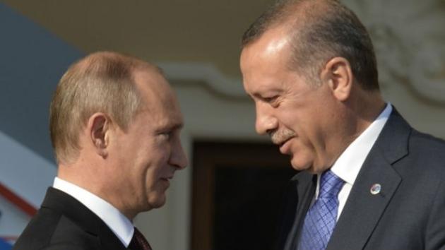 Путин: отношенияРФ иТурции восстанавливаются  изсоображений добрососедства