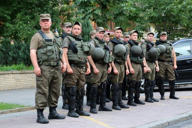 Милиция начинает массовые проверки наукраинских трассах