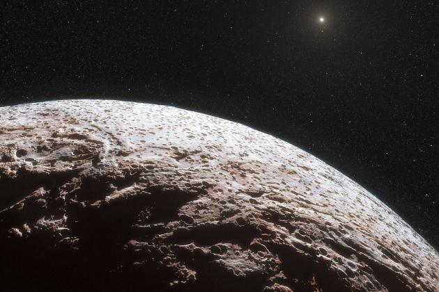 Нептун скрывает отЗемли таинственный объект, который крутится против Солнца— Ученые