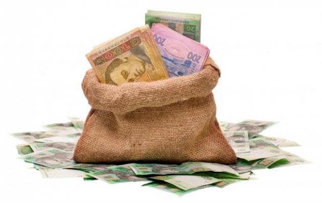 Дефицит госбюджета Украины вIполугодии составил 34,8 млрд гривен