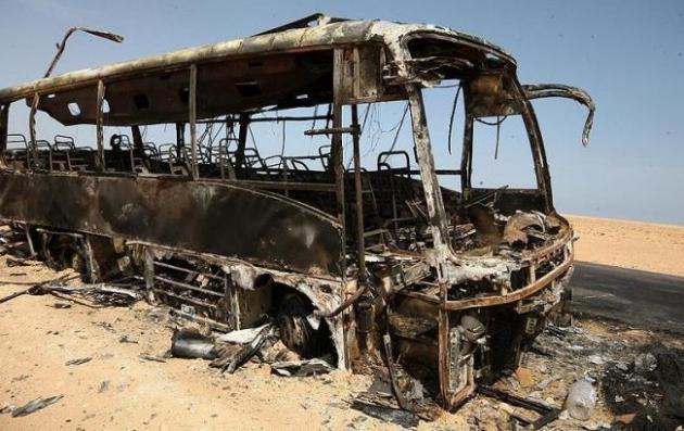 Насирийско-турецкой границе произошел взрыв, 35 человек погибли