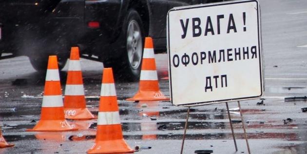 ВЗапорожской области туристический автобус попал вДТП, 9 детей доставлены вбольницу