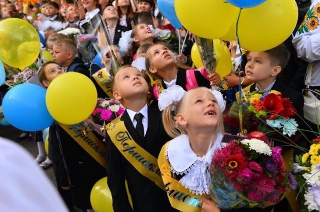 ВУкраинском государстве  отменяют ученические  линейки как «советский пережиток»