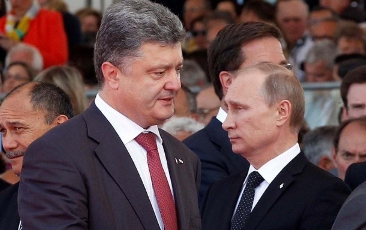 Порошенко, Путин, Меркель, Олланд могут увидеться вБерлине— АП