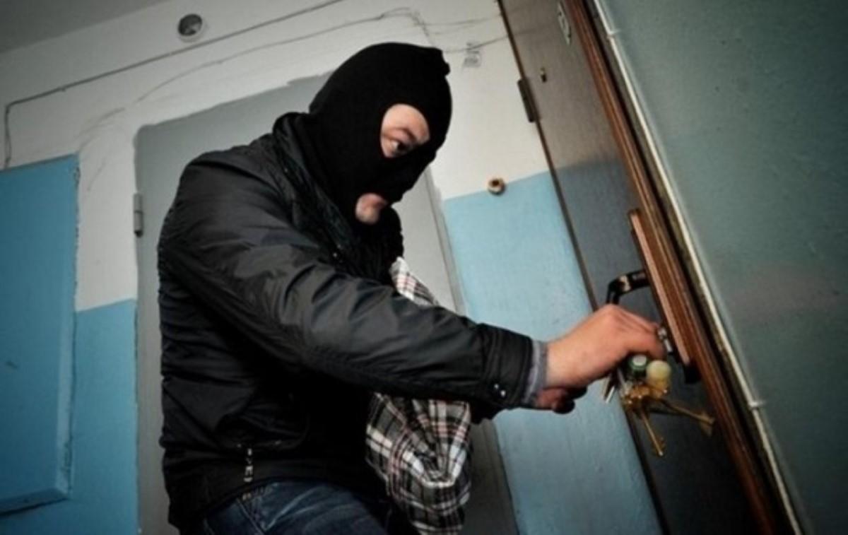 Квартиры начали красть на35% больше— милиция охраны