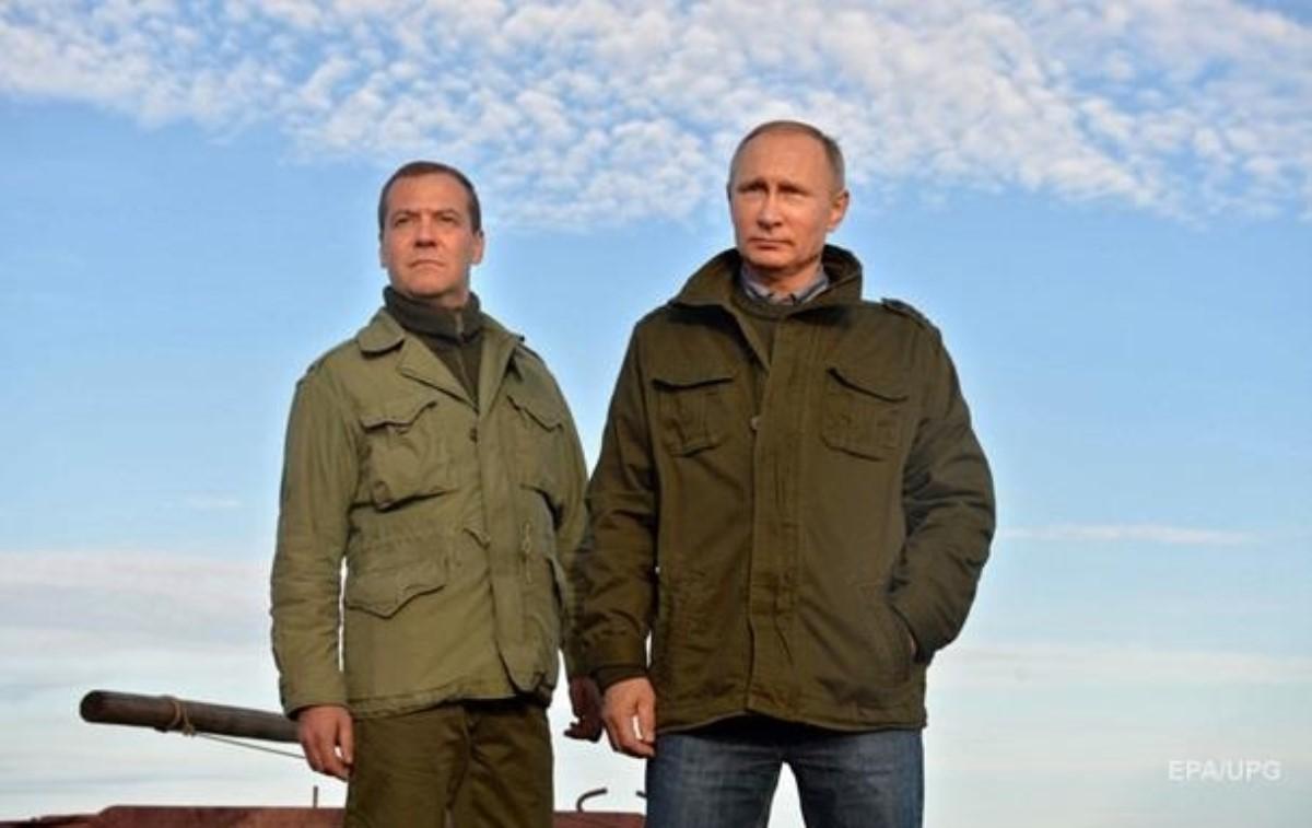 Медведев прибыл вКрым для участия в совещании президиума государственного совета