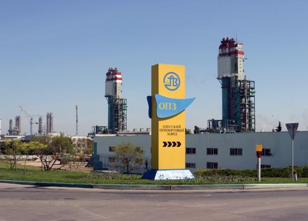 Суд арестовал счета Одесского припортового завода