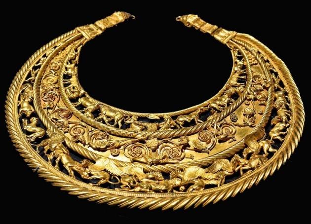 Ксередине осени начнутся судебные процессы завозвращение «скифского золота»