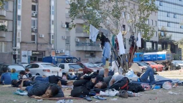 Украина вошла втоп-7 поорганизации контрабанды мигрантов вЕС