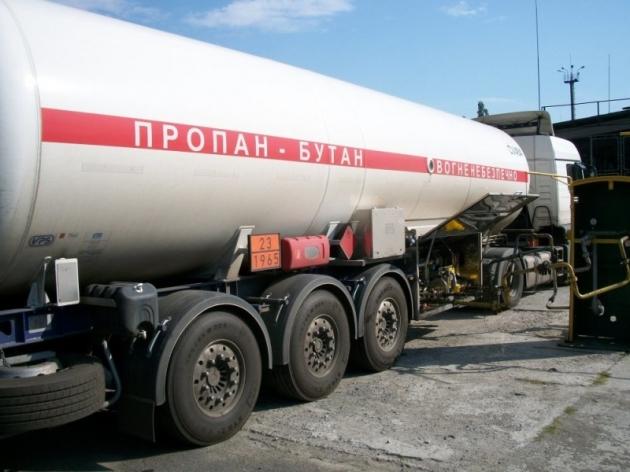 Российская Федерация готовится остановить поставки сжиженного газа в государство Украину