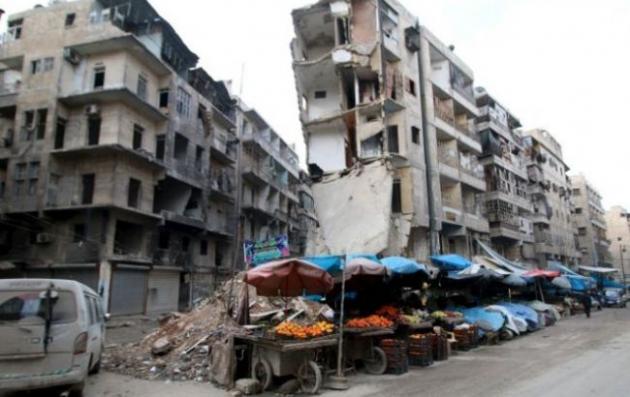 Повстанцы сообщили опровале перемирия вСирии