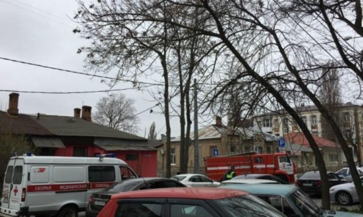 Уголовное дело завели пофакту взрыва ушколы вРостове