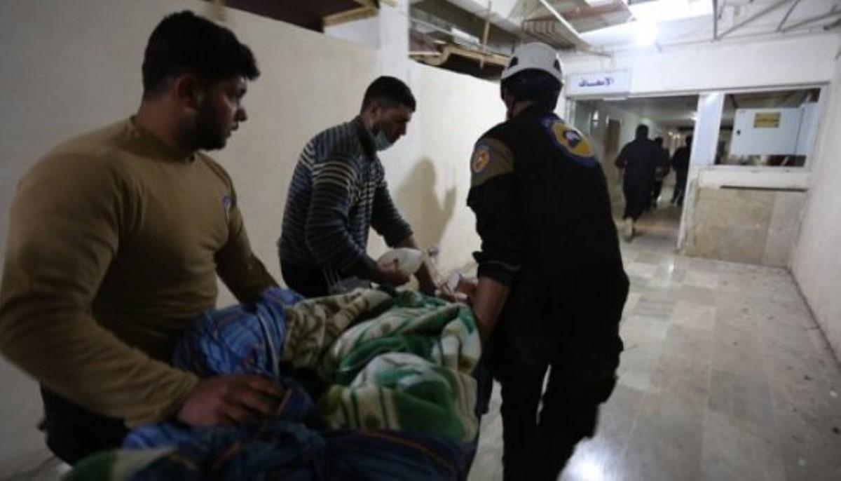 Удары США поСирии выгодны террористам— Иран