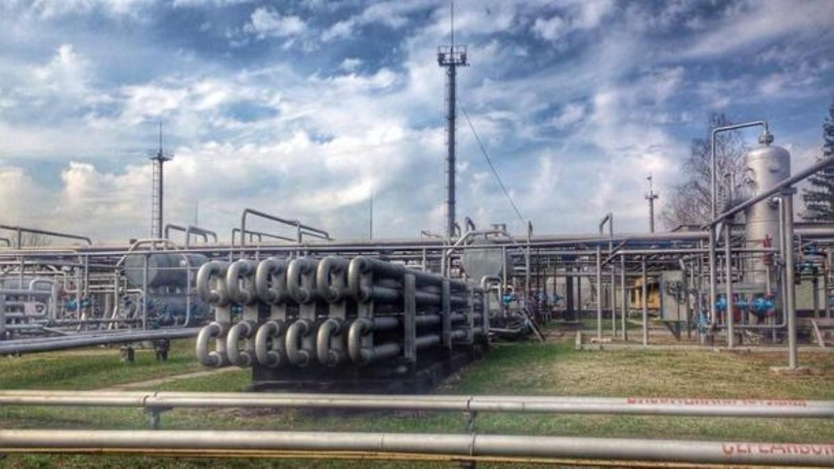 Под Харьковом найдены запасы 200 млн кубов газа
