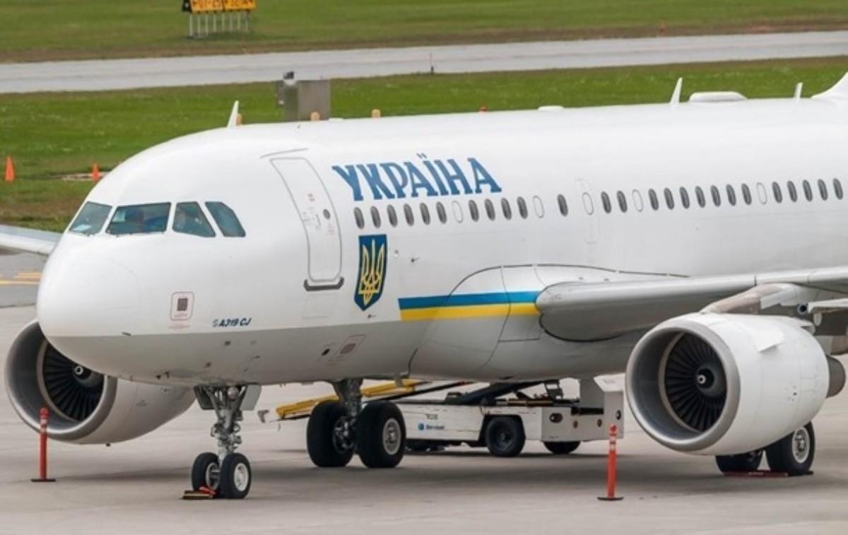Президентский самолет модернизируют за28,2 млн грн