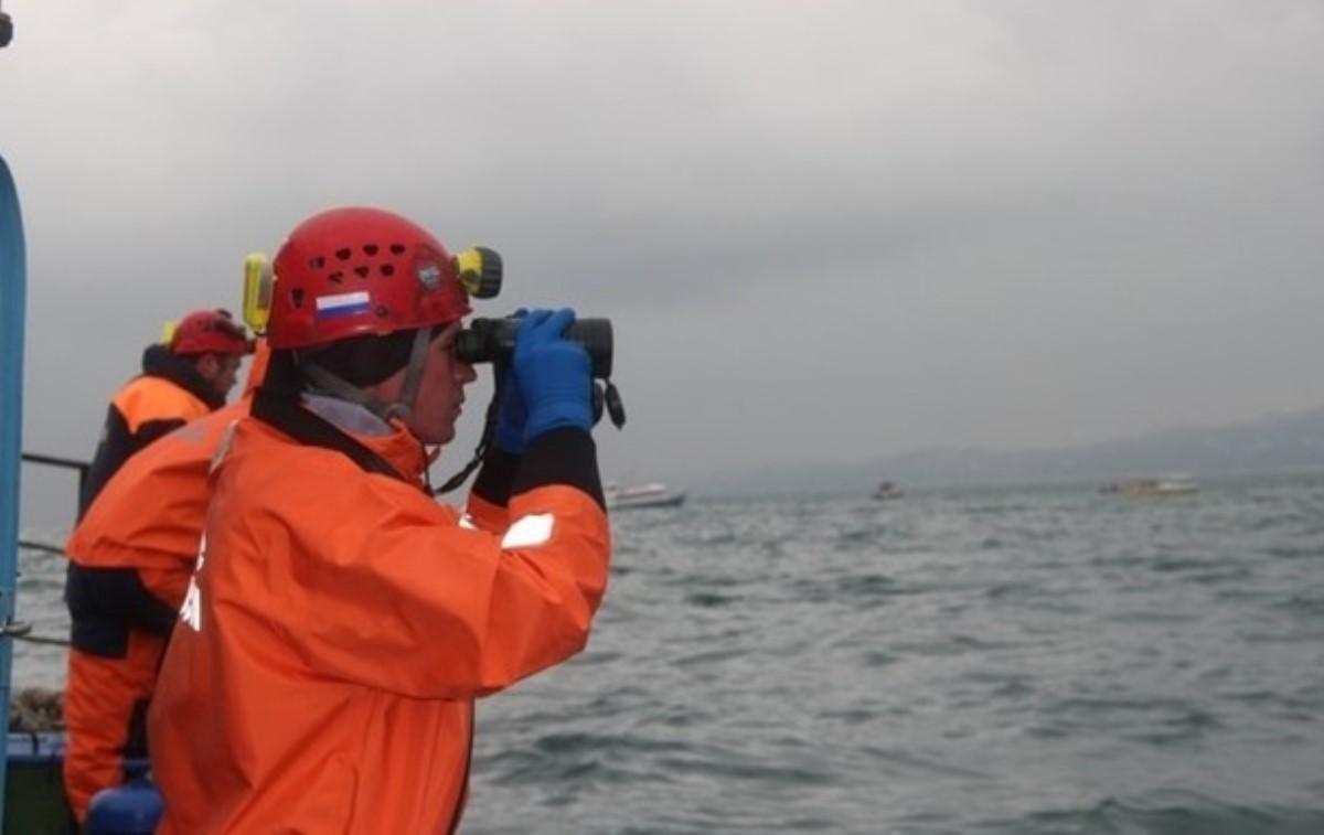 ВКерченском проливе потерпел крушение сухогруз «Герои Арсенала». Спасти удалось троих моряков