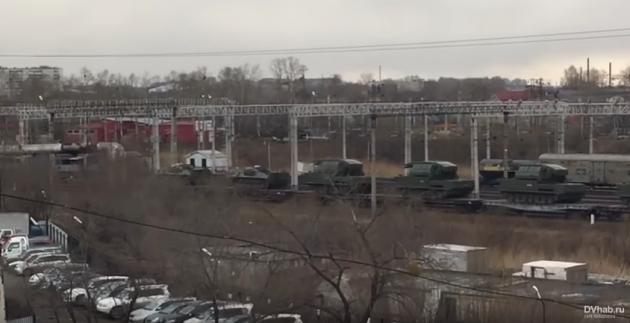 Минобороны объяснило учениями стягивание русских войск кгранице сСеверной Кореей