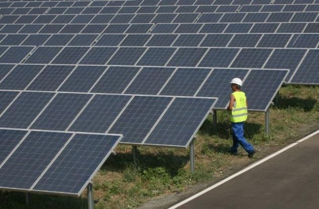 ВЧернобыльской зоне хотят построить солнечную электростанцию мощностью, как два блока АЭС