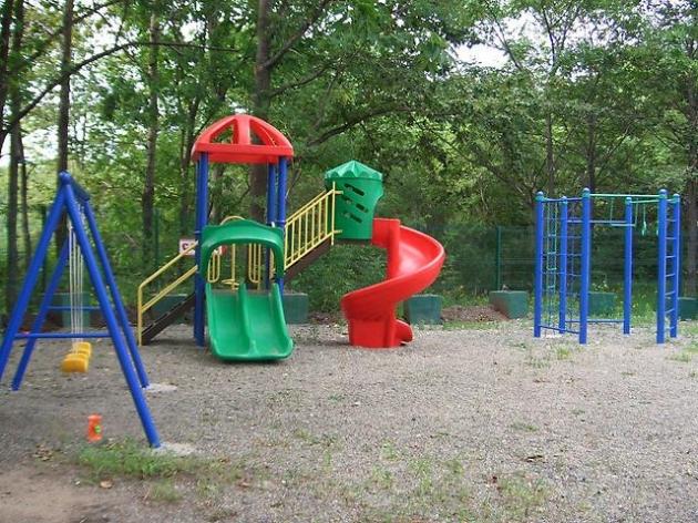 Натерритории детского сада наТроещине произошел взрыв