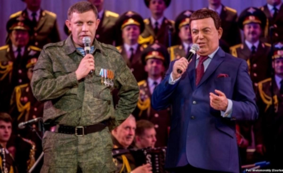 Руководитель ДНР Захарченко выразил обеспокоенность засвою жизнь