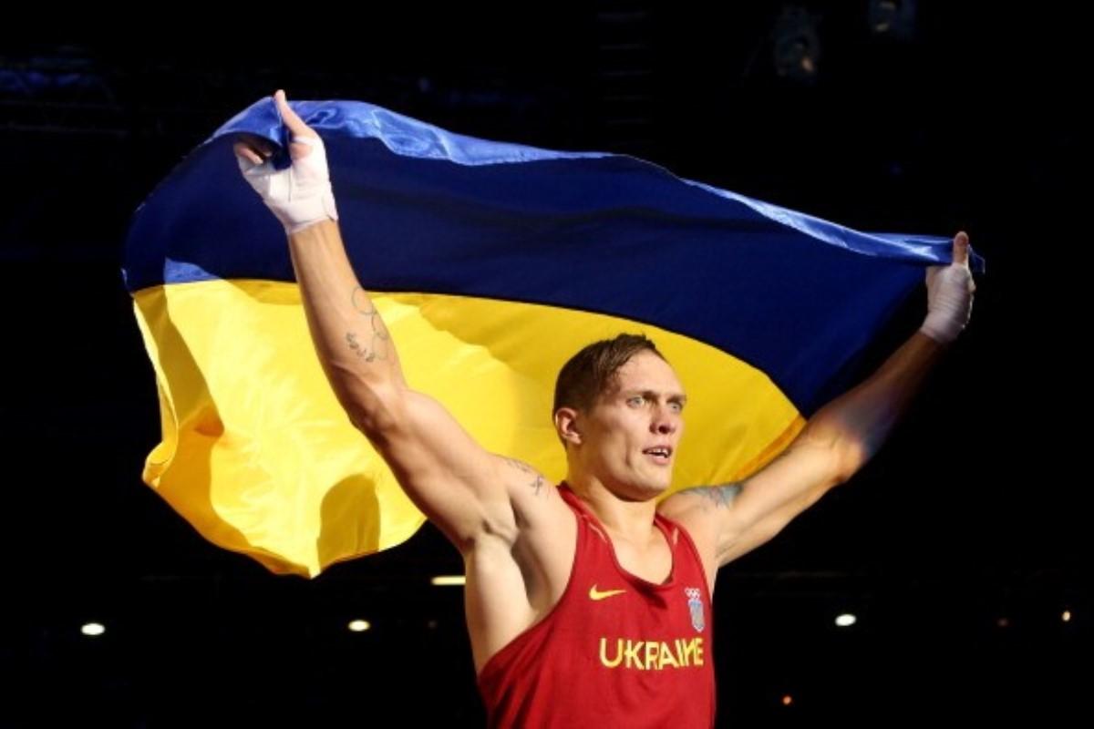 «Терпилы!»: боксёр Александр Усик высказал своё мнение обукраинцах