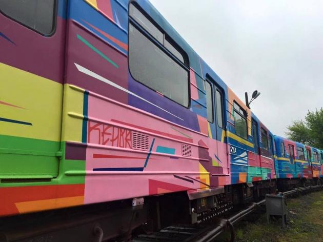 Вкиевском метро опровергают, что поезда стали ходить реже