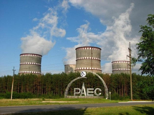 НаРовенской АЭС подключили ксети второй энергоблок