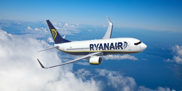 Ryanair начнет полеты изУкраины вЕвропу ссентября