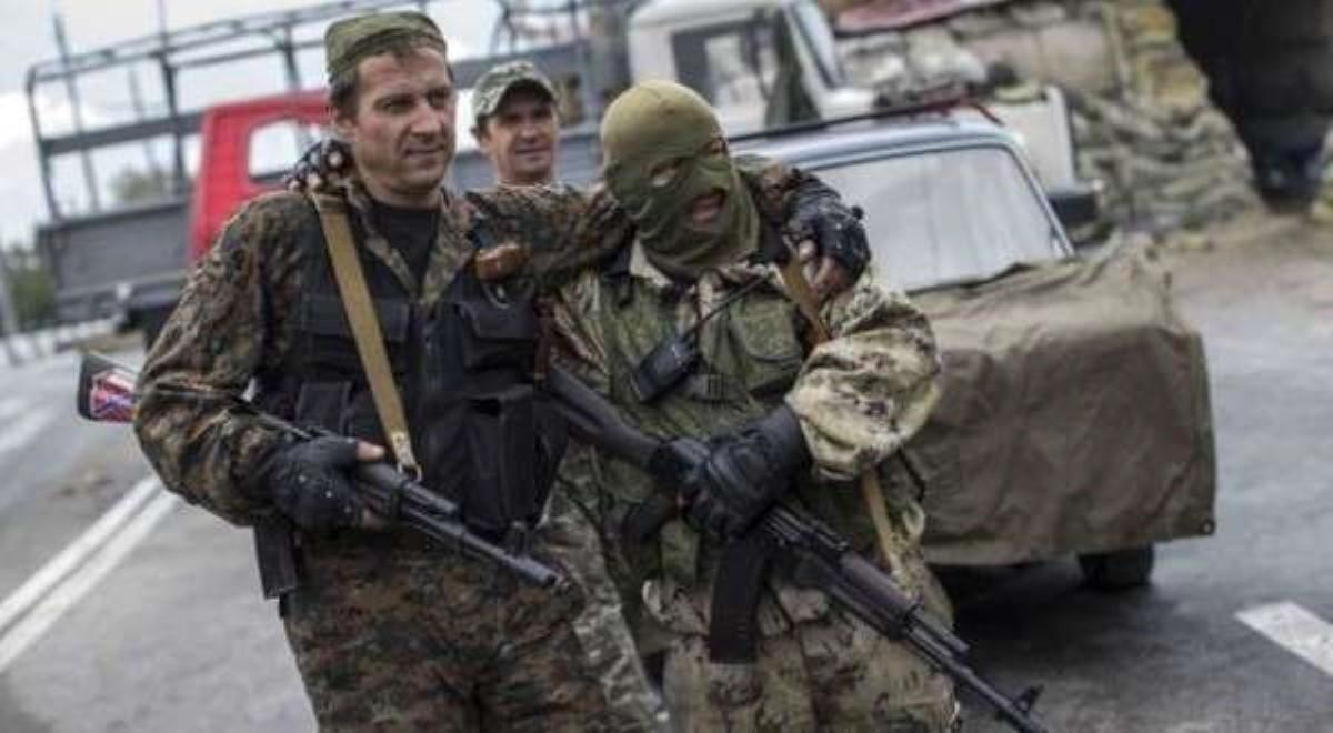 Украина готовится кмгновенному захвату Донбасса